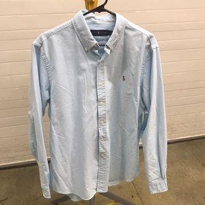 Polo Raulph Lauren long sleeve dress shirt